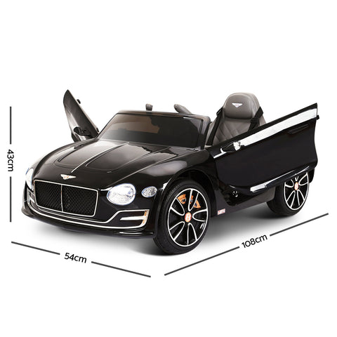 Kid's Ride on Bentley EXP12 - Black