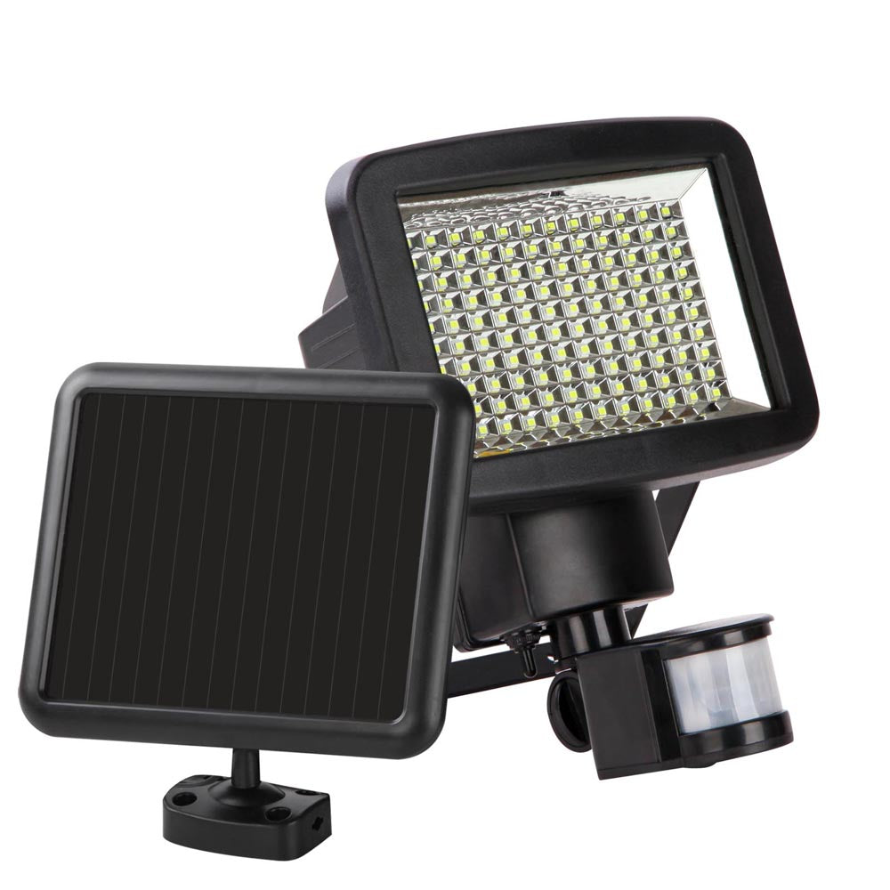 120 LED Solar Sensor Light