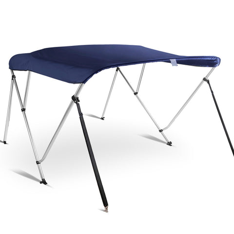 1.8-2.0M Boat Top Canopy - Blue