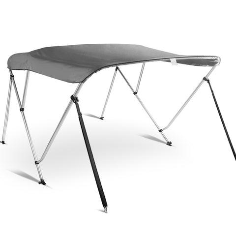 1.8-2.0M Boat Top Canopy - Grey
