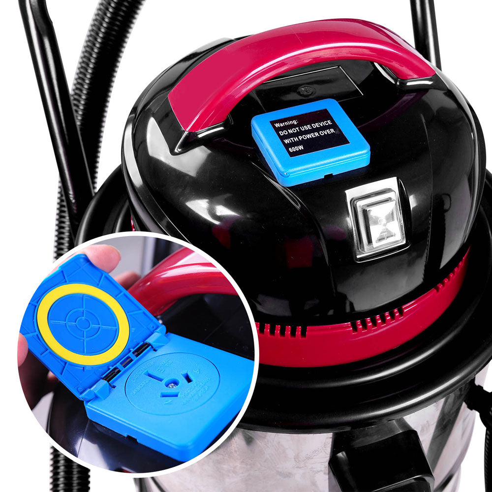 30L Wet & Dry Vacuum Cleaner and Blower Bagless