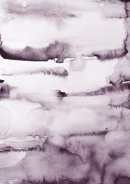 """Purple Water Color"""