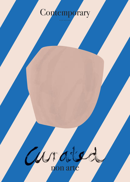 Curated - Clay Shape