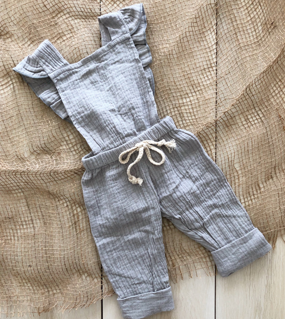 Fable & Ford - Bailey Overalls