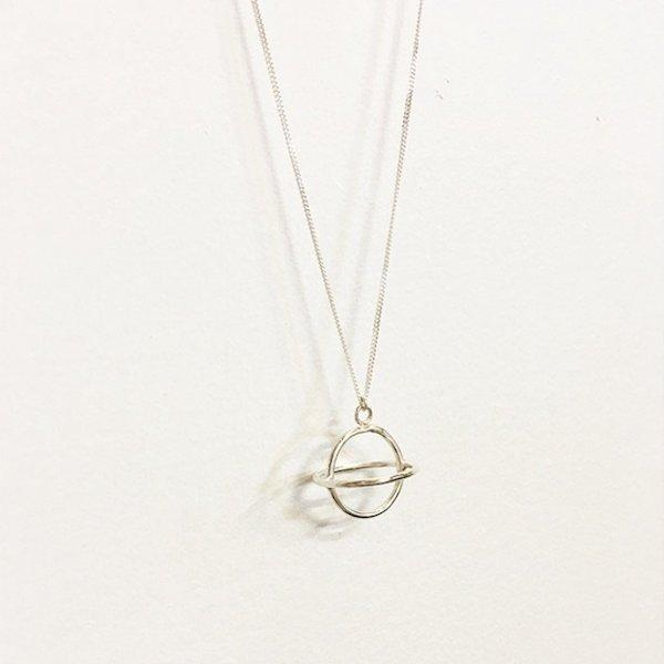 Orbit Necklace by Ernest & Joe