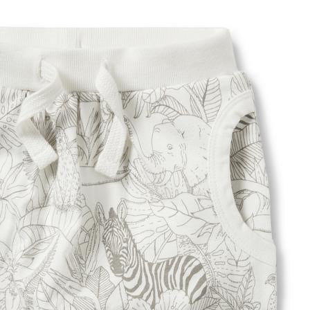 Wilson and Frenchy Pant - Flora Pocket Slouch Pant