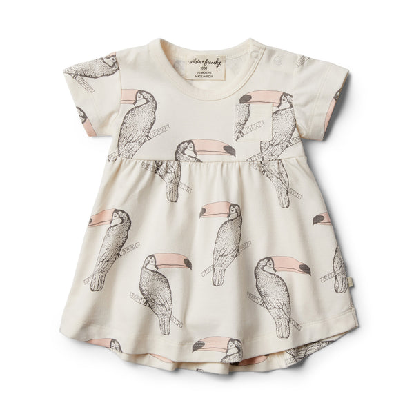 Wilson and Frenchy Toucan Dress