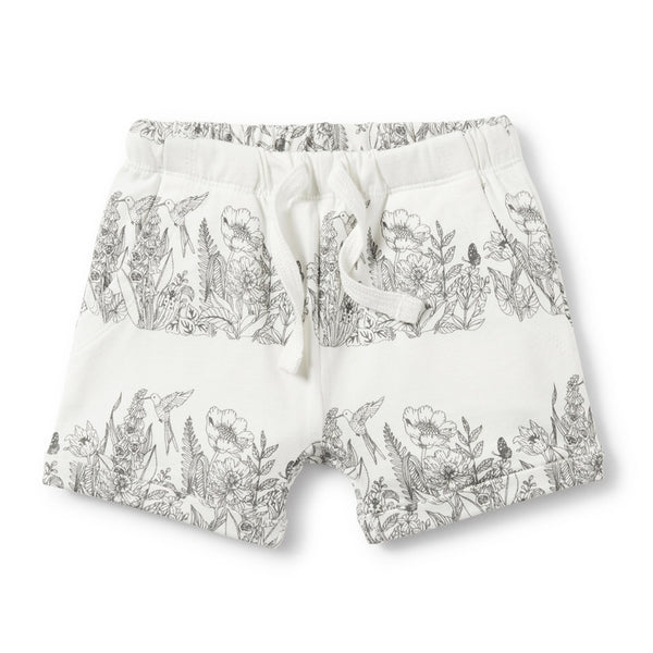 Wilson and Frenchy Wonderful Slouch Pocket Shorts