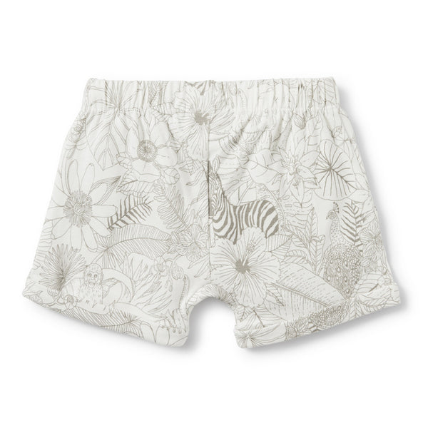 Wilson and Frenchy Peekaboo Slouch Pocket Shorts