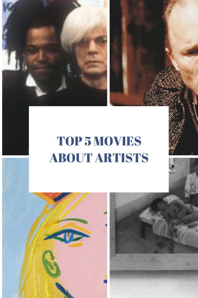 My 5 Favourite Movies About Artists
