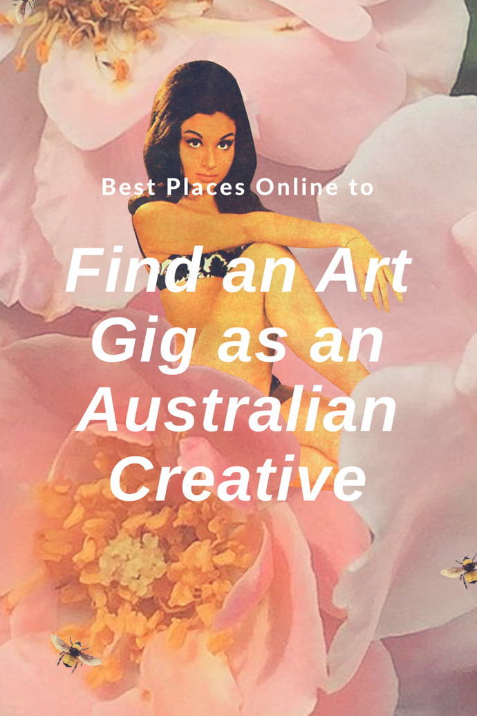 Best Places Online To Find An Art Gig As An Australian Creative