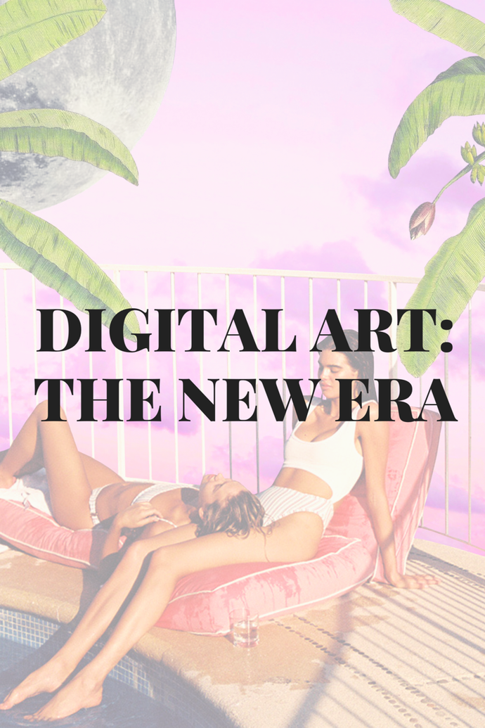 Digital Collage: The New Era
