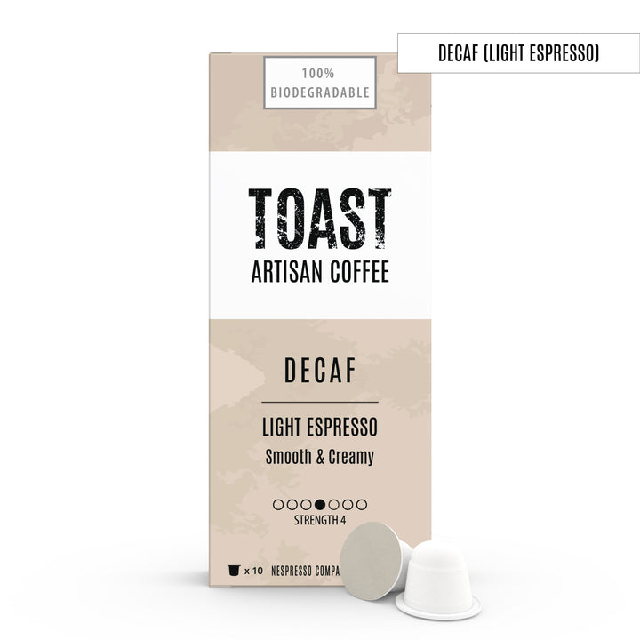Decaf (100 x Light Espresso)