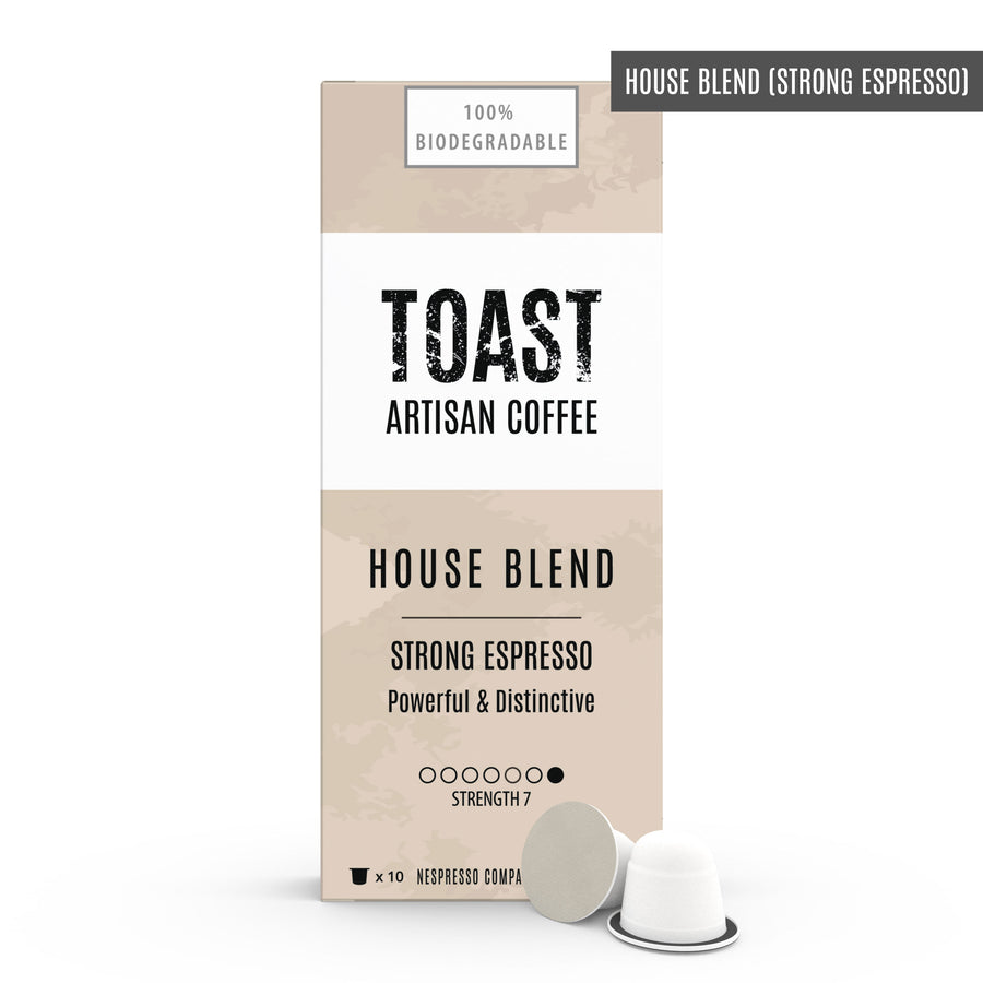House Blend (100 x Strong Espresso)