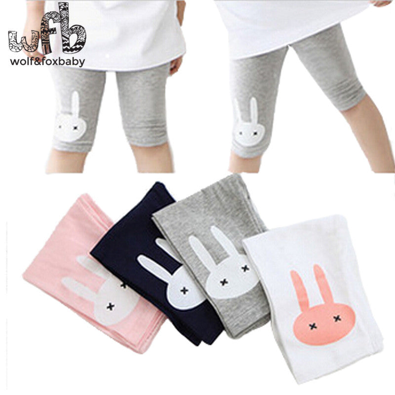 Rabbit Cropped Leggings