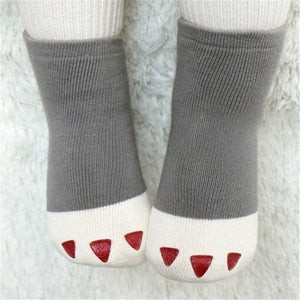 Little Paws Soft Terry Socks