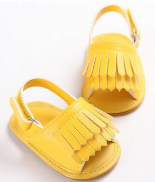 Summer Moccasins Sandals