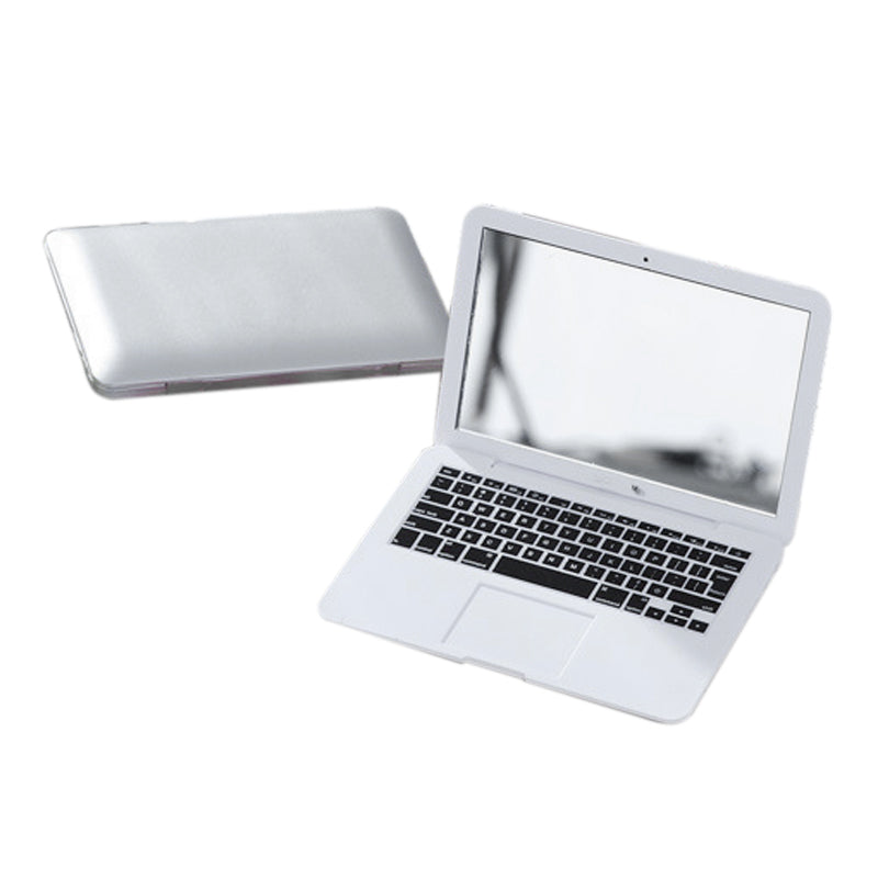 Mini Pocket Laptop Makeup Mirror
