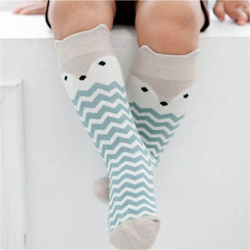 Knee High Anti-Slip Socks ( 0-4yrs old)