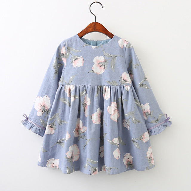 Pretty Flower Dress (2)