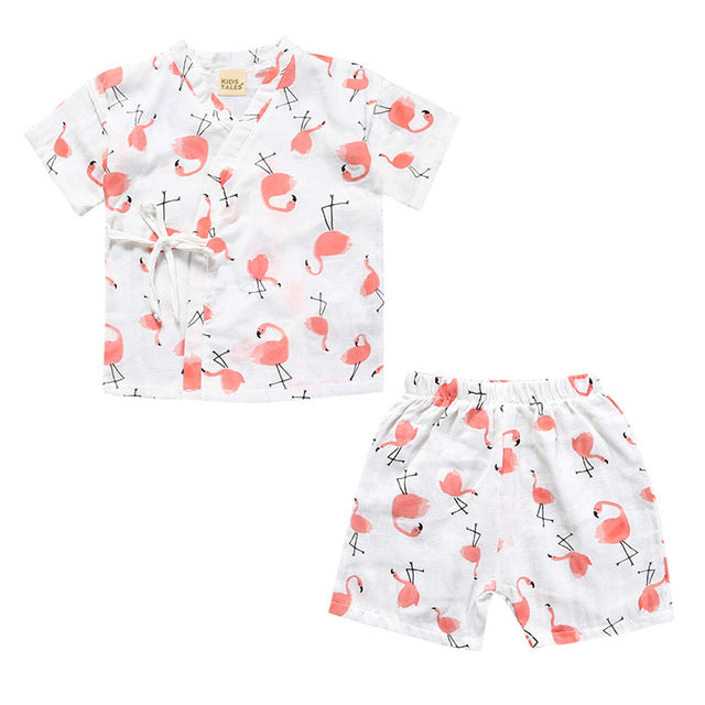 Summer Muslin Pajamas
