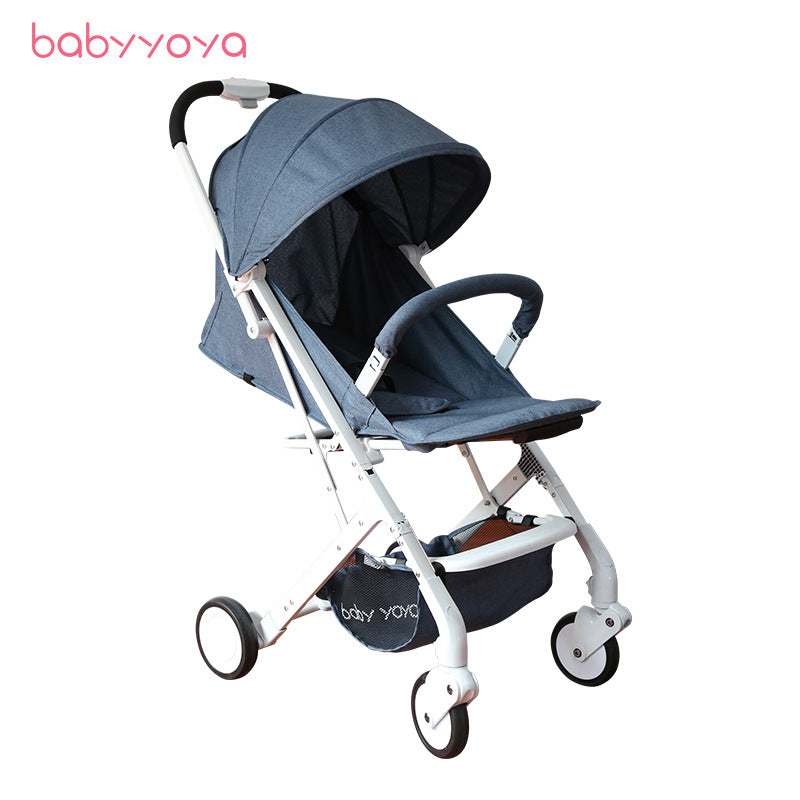 BABYYOYA 4th Generation Lightweight Portable Stroller