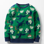 Castles and Dragons Sweatshirt