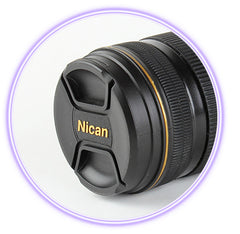 Nican lens vacuum insulation kettle