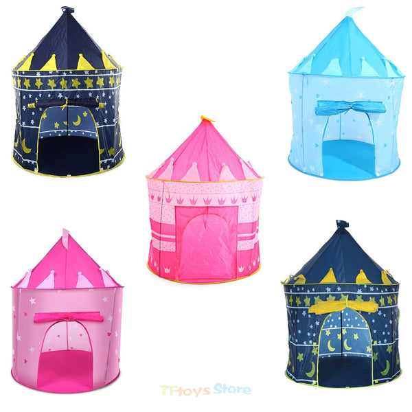 boys pop up play tent