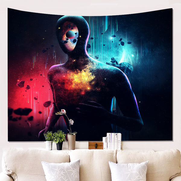 Creative hangover background cloth hanging tapestry