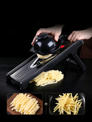 Multi-function household kitchen cutter