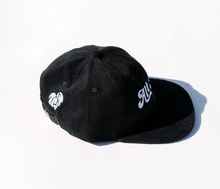 All Play Corduroy Hat - Black
