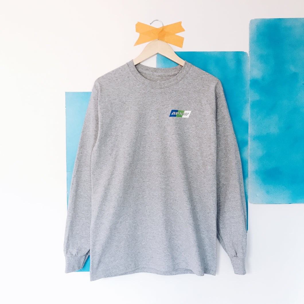 The Bright Path Long Sleeve - Grey