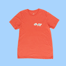 All Play Bubble T-Shirt - Orange