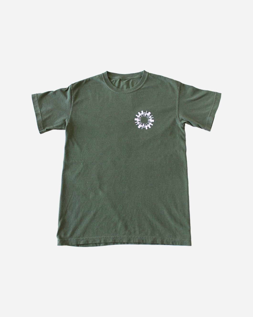 Such Is Life Tee - Hemp