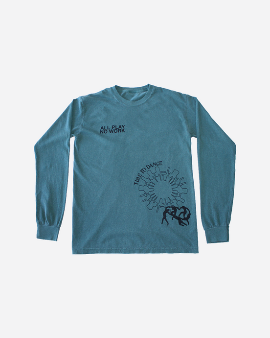 The Dance Long Sleeve - Spruce