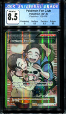 POKEMON - CGC 10 PRISTINE - BUTTERFREE VMAX - DARKNESS ABLAZE - 002/189