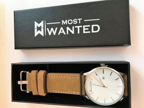 Most-Wanted Watch Quartz Movement