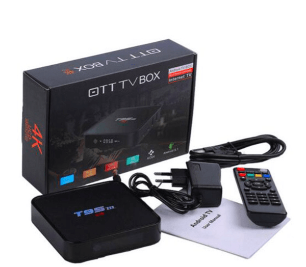 4K Ultra HD AndroidTV Multimedia Player