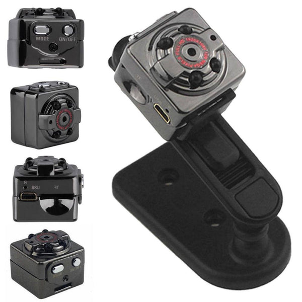 1080P HD Mini Camera & Camcorder