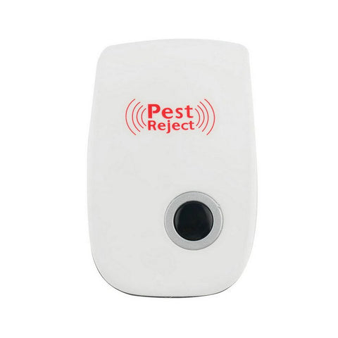 Ultrasonic Insect & Pest Repellent Wall Plug