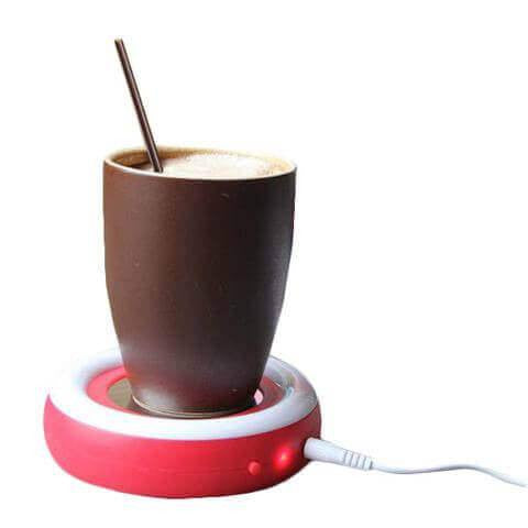 USB Mug Warmer Coaster