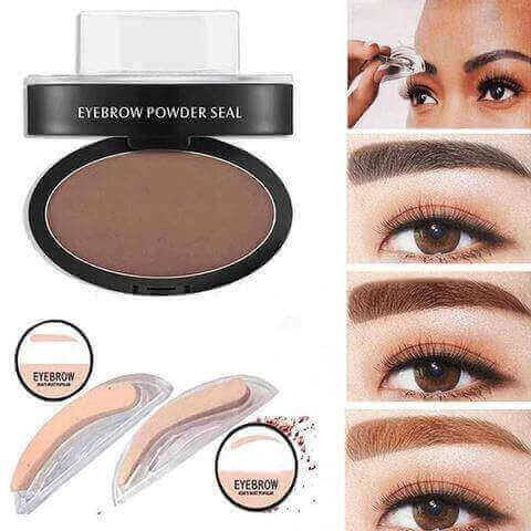 Cosmetic Eyebrow Stamp