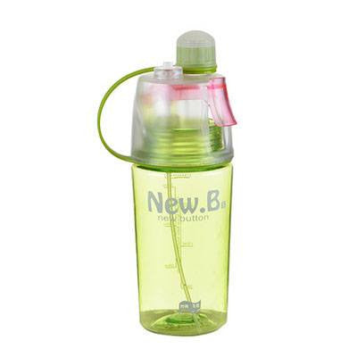 Cooling Spray Water Bottle
