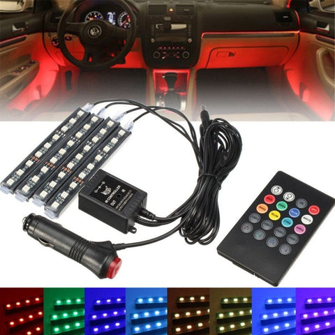 CarClub Interior Lighting Kit