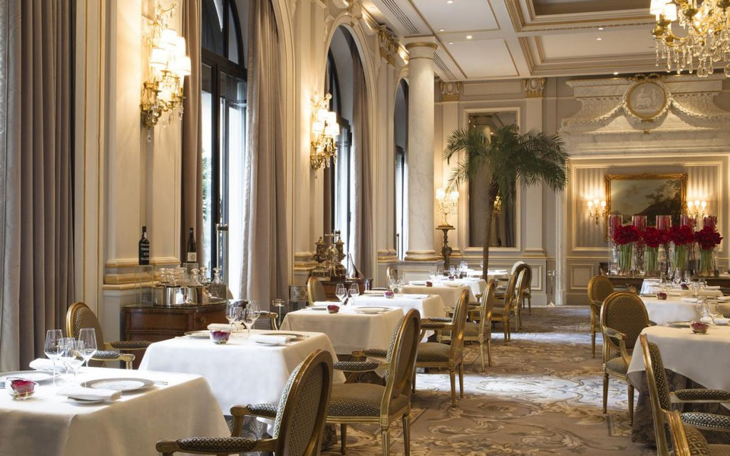 Four Seasons Paris now has three Michelin starred restaurants