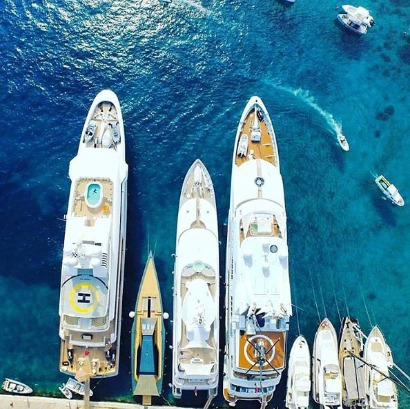 TOP YATCH EVENTS TO SEE IN 2018