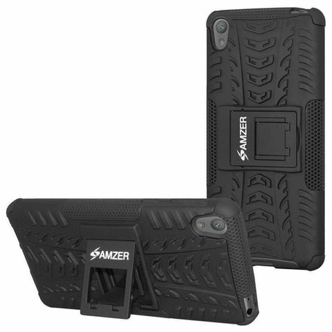 AMZER Hybrid Warrior Dual Layer Case for Sony - SKIPPERMYBOAT