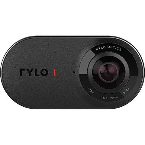 Rylo 360 Video Camera (iPhone Version) - Breakthrough stabilization, 5.8K Recording, Includes 16GB SD Card and Everyday Case - SKIPPERMYBOAT