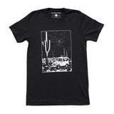Desert Cruiser Tee-Black - SKIPPERMYBOAT